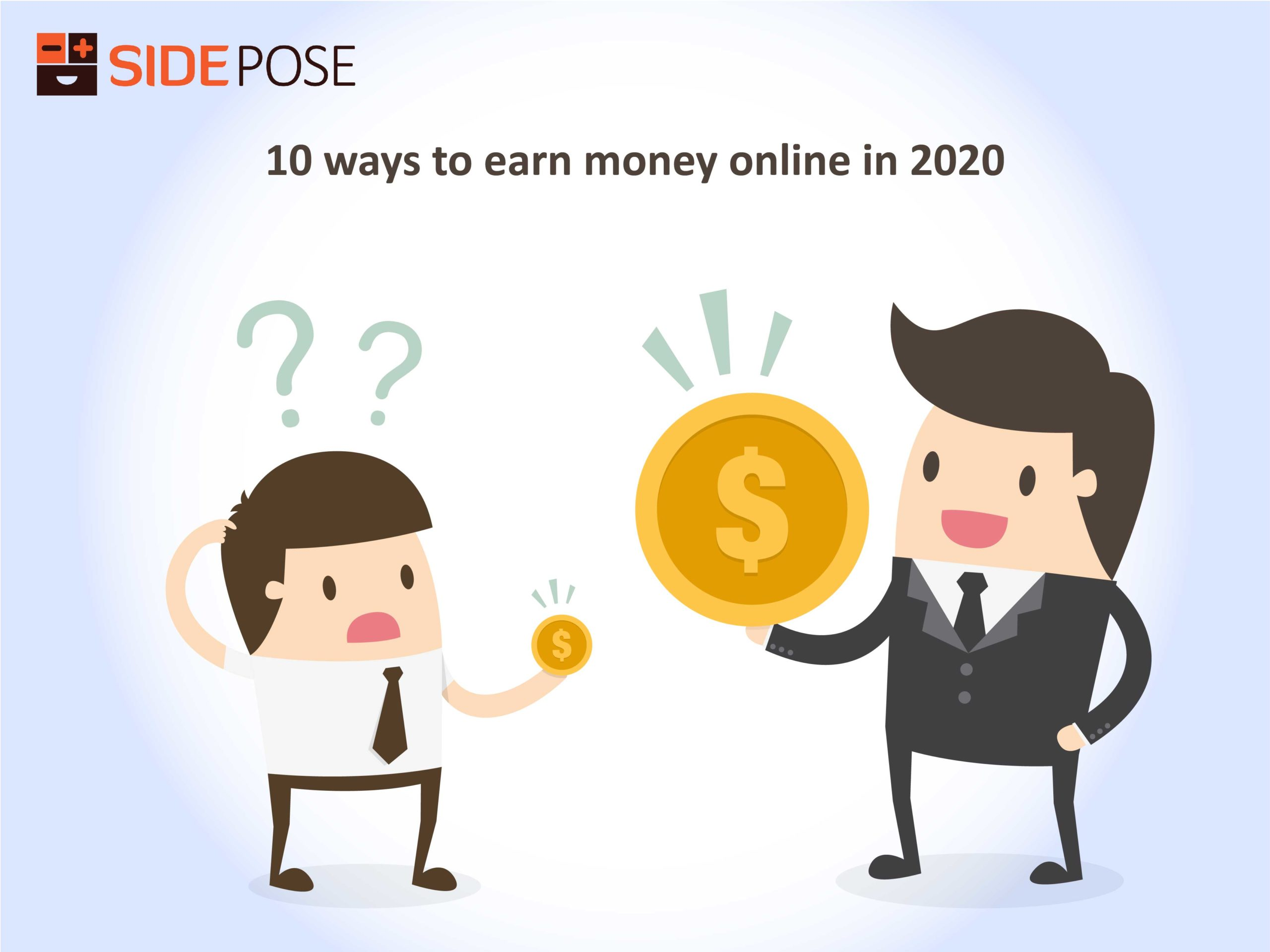10 secrets to earn money online in 2020